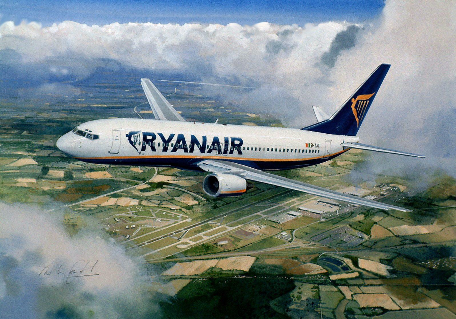 Ryanair - Last of the Summer Sun