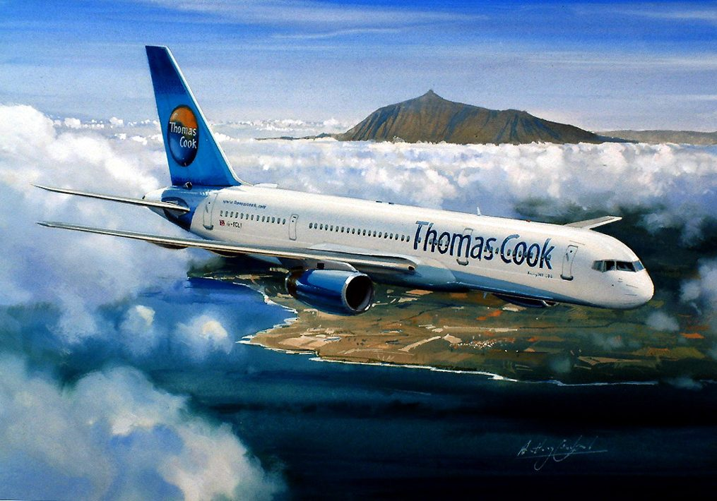 Thomas Cook - First Exciting View