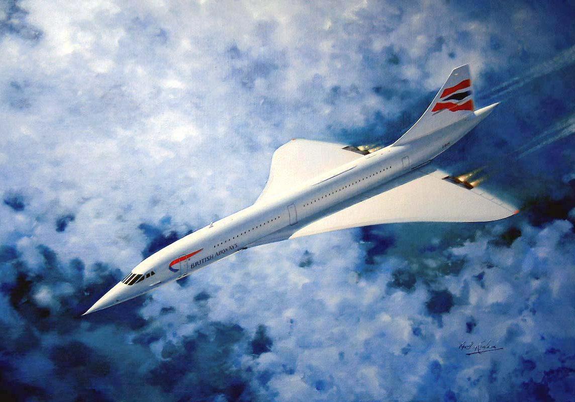 BA - Speedbird