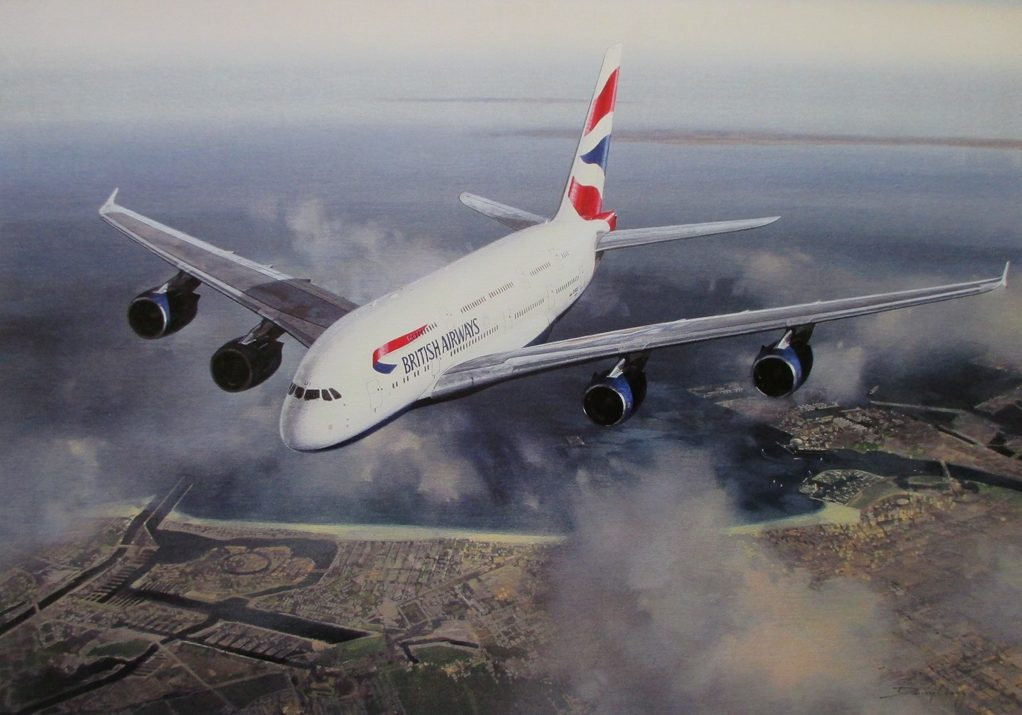 BA - Long Haul Home
