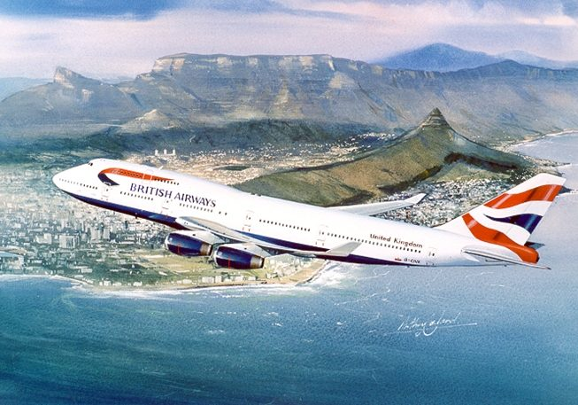 BA - Over the Cape