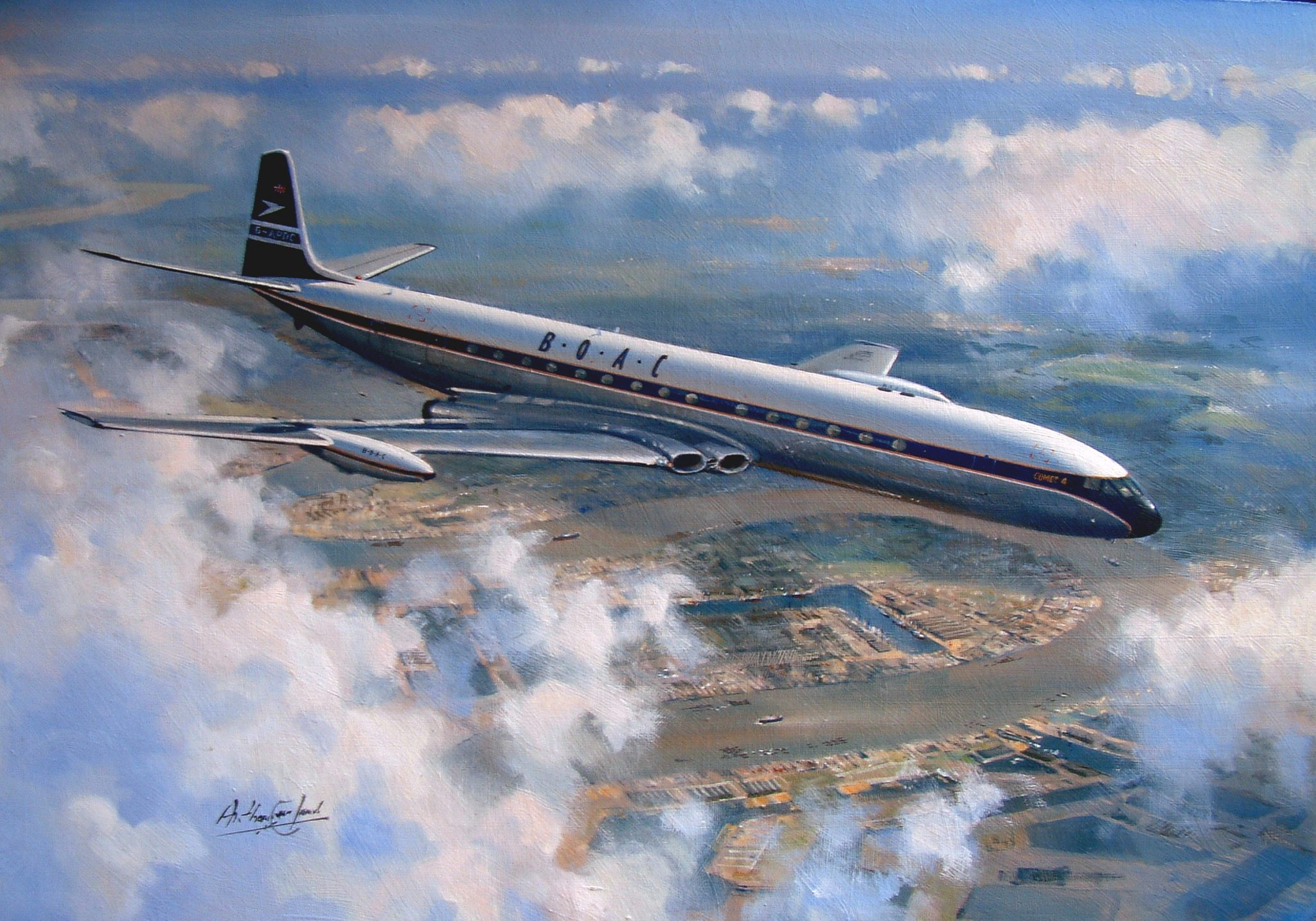 Boac - Dawn of the Jet Set