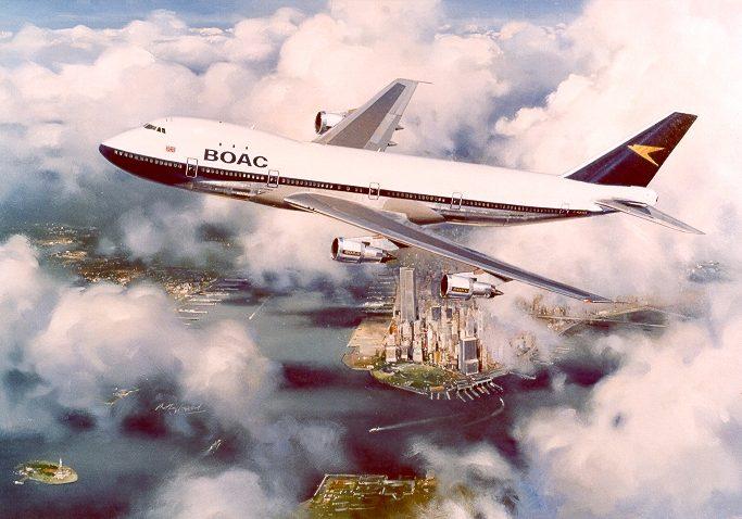 Boac - Handling the Big Jet