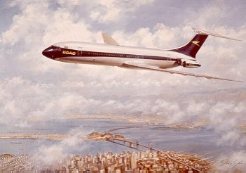Boac - Speedbird Homeward Bound