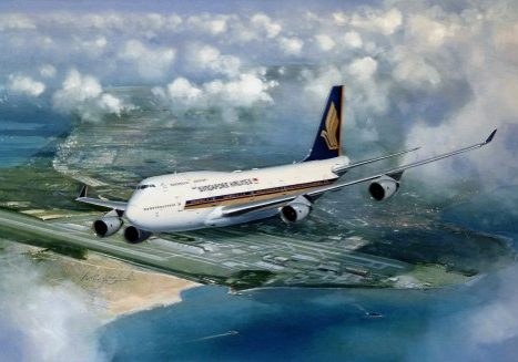 Singapore Airlines - A Great Way to Fly