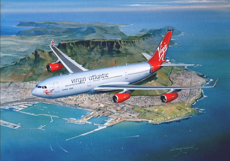 Virgin Atlantic - Jetstreamer